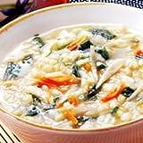 『デトックスリム粥(和風だし)』毒素スッキリ!低カロリーのお粥でデトックス&ダイエット!6つの味を一度に!