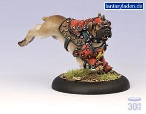 Privateer Press Khador - War Dog Warcaster Attachment Model Kit
