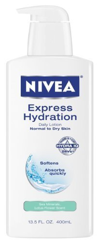 Nivea Express Hydration Body Lotion for Normal to Dry Skin 1