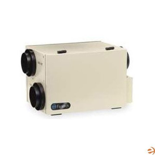 Fantech SER 2004 Energy Recovery Ventilator (ERV), 3 Speed Unit, Airflow CFM 0.4