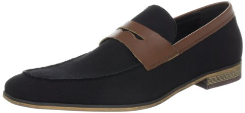 Stacy Adams Men's Wainwright Moccasin,Black,9 M US