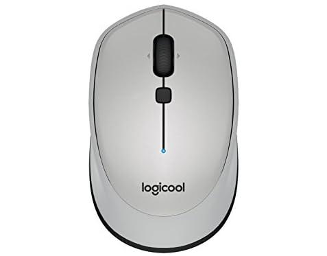 Logicoolロジクール Bluetooth マウス M336 グレー M336GR