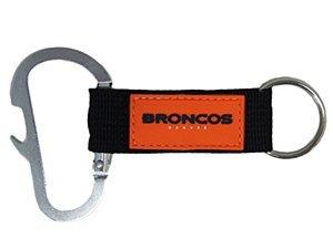 Denver Broncos NFL Key Chain/Carabiner