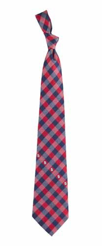 St Louis Cardinals Check Poly Necktie at Amazon.com
