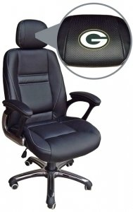 Green Bay Packers Head Coach Executive Highback Office Chair at Amazon.com