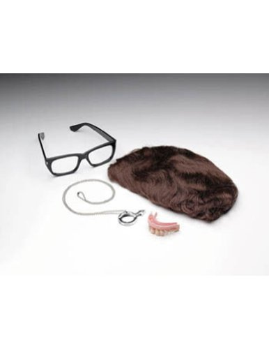 Austin Powers Accessories Halloween Costume - 1 size