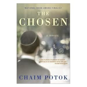 The Chosen first trade paperback edition