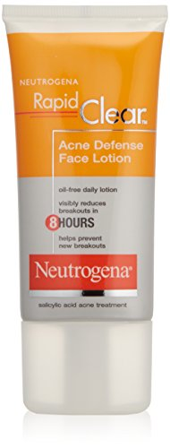 Neutrogena Rapid Clear Acne Defense Face