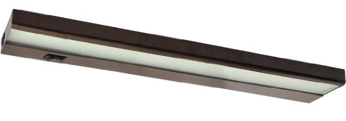 Leducm24Bz - 8 Watt Led Under Cabinet Light Strip, Bronze