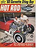 img - for Hot Rod Magazine October 1962 book / textbook / text book