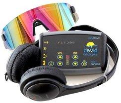 DAVID Delight Plus | Light and Sound Device | MInd
