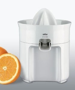 Overseas Use Only Braun Juicer Continuous Feed - 220 Volts, WILL NOT WORK IN THE USA (Juicer Will Not compare prices)