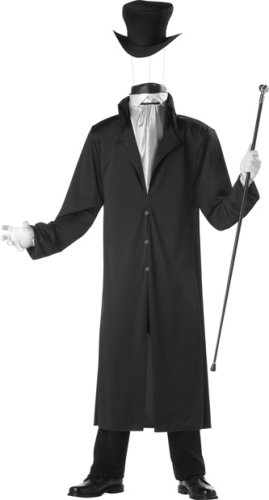 Adult's The Invisible Man Halloween Costume
