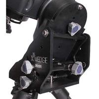 Meade X-Wedge Ultra-Stable Machined Aluminum Wedge For 8In, 10In, 12In, & 14In 07028