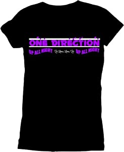 One Direction T-shirts ^ One Direction Girly shirt ^ Up All Night babydoll t-shirt ^ 1D shirts for girls
