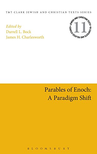 Parables of Enoch: A Paradigm Shift (Jewish and Christian Text)
