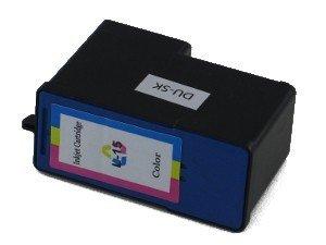 1 Druckerpatrone Tinte für Lexmark X 2600 X 2620 X 2630 Z 2300 Z 2310 Z 2320 ersetzt No.15 XLA