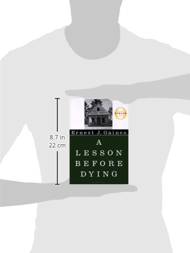 Lesson Before Dying
