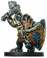 D & D Minis: Eberk, Adventurer # 10 - Giants of Legend