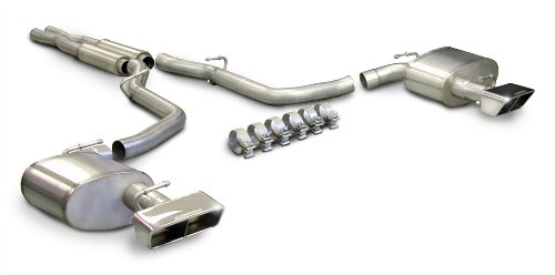CORSA 14438 Xtreme Cat-Back Exhaust System for