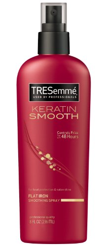TRESemme Keratin Smooth Keratin Infusing Heat Protection & Shine Spray, 8 oz (022400265124)