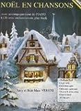 echange, troc Jean-Marc Versini - Noël en chansons (+ 1 cd) - piano et chant