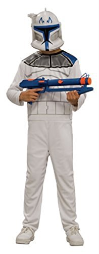 Star Wars Clone Trooper Rex Costume Child