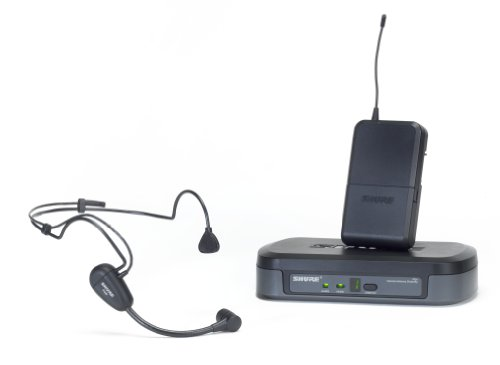 Shure PG14/PG30 Wireless Headset System, M7