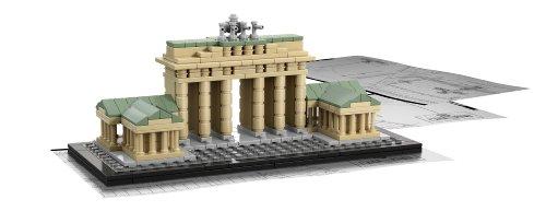 Lego 21011 Brandenburger Tor Lego 174 Architecture Neu