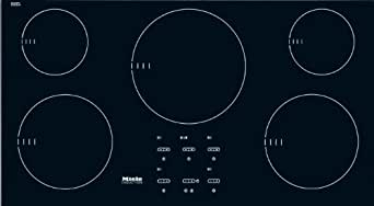 Miele KM5773 36 Induction Cooktop 5 Cooking Zones