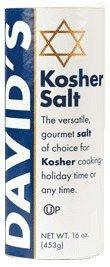Davids Salt, 16 oz from David's Kosher