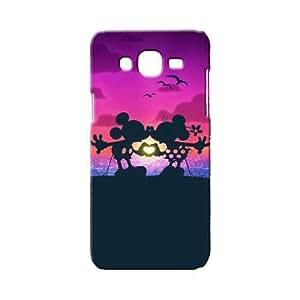BLUEDIO Designer Printed Back case cover for Samsung Galaxy J1 ACE - G0084