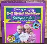Mommy & Me Keepsake Maker: 3-D Hand Molding Kit
