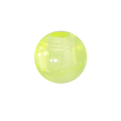 3mm Sunbeam Yellow Acrylic Replacement Ball