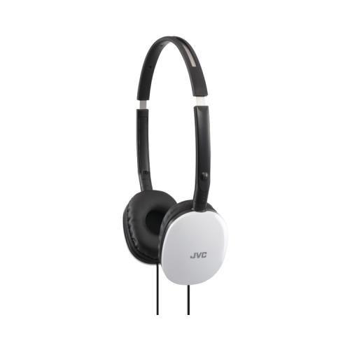 Jvc Has160W Flats Headphones White