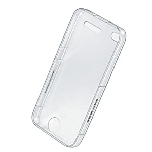Body Glove 9251601 Flat Back Clear Zero 360 Case for Apple iPhone 4 4S
