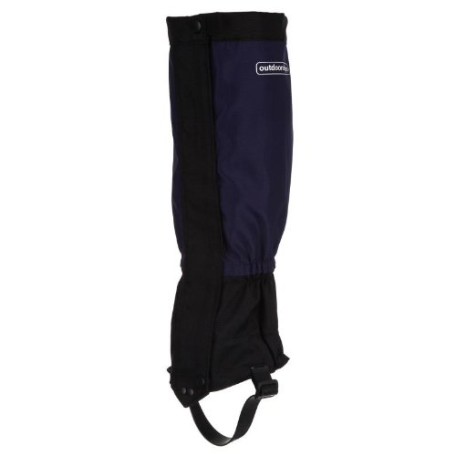 Outdoordesigns Mens Alpine Hiking Gaiters Navy Large