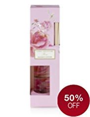 Floral Collection Rose Fragrance Diffuser 100ml