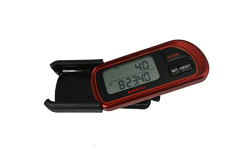 SMARTFLY Target Goal Setting 6 Tracking Modes Pedometer