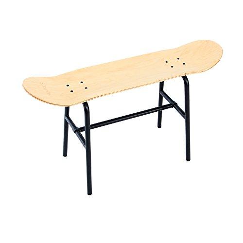Bauhutte (バウヒュッテ) インテリアスケートボード シングルデッキベンチ BIS-01