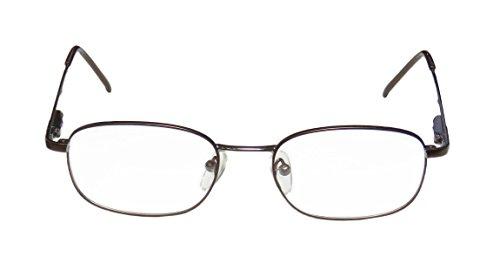 [Boots 0818 Mens Designer Full-rim Eyeglasses/Eyeglass Frame (51-18-0, Brown / Gunmetal)] (Diy Aviator Costume)