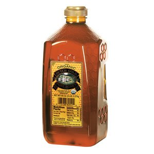Bulk Organic Honey - 5 lb.