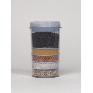 Review 5-Stage Replacement Mineral Filter Cartridge for Zen Countertop & Water Cooler Water Filter S...