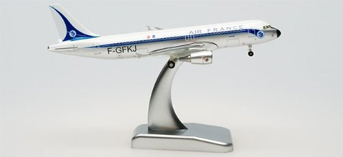 Hogan Air France A320 1/400 Retro Livery W/STAND & Gear