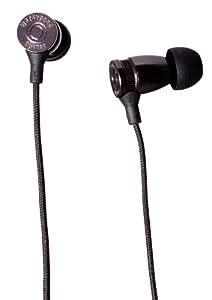 Motorheadphones Trigger In-Ear Headphones - Black