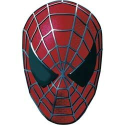 Spiderman 3 Cardboard Masks 4ct