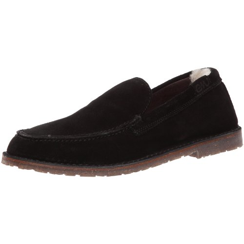 Emu Men's Campbell Slip On Shoe Black M10119 9 UK
