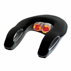 HoMedics NMS-350 Shiatsu Neck Massager with Vibration and Heat