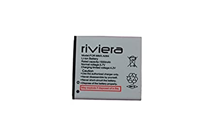 Riviera 1500mAh Battery (For Micromax A064)