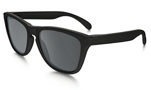 2fef82577 Oakley Men's Frogskins OO9013-50 Iridium Wayfarer Sunglasses, - Import It  All